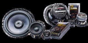 Bilde av Gladen RS 165.3 - 3 OHM - 3 veis komponentsett