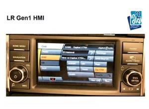 Bilde av IN2DIGI integrert DAB+ JLR Jaguar/Landrover/Range Rover