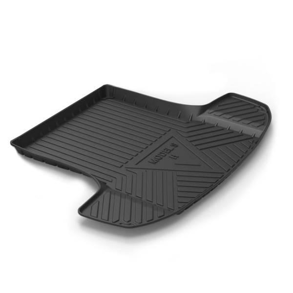 Trunk / Bagasjeromsmatte TPE/gummi Tesla Model S